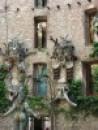 Dali Museum in Figueres - Innenhof title=