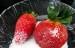 süße Erdbeer-Stuten mit Frischkäse und Puderzucker picture