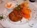 Vegetarische Karotten -und Kichererbsen-Puffer picture