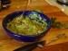 Guacamole-Käse-Sandwich picture