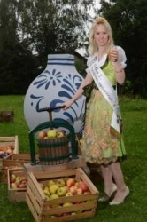 Apfelwein: Keltereisaison 2011 eröffnet