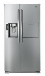 Edler Gigant für Gourmets: Side-by-Side-Kühlschrank von LG