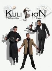 KuliSion: Mischung aus Kulinarik und Illusion