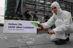 Weltvegantag: Vegetarierbund Deutschland ruft zur Senkung des Fleischkonsums auf