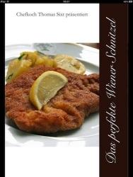 Das Wiener Schnitzel als iPad-App