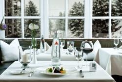 Apollinaris und Jeunes Restaurateurs: Wintermenü für zwei