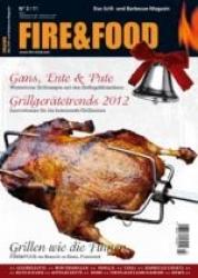 Fire & Food veröffentlicht Winterausgabe