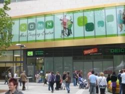 KOMM-Einkaufszentrum in Offenbach eröffnet