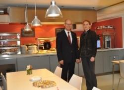 Hotel Hessischer Hof eröffnet Restaurant und Lounge für Mitarbeiter