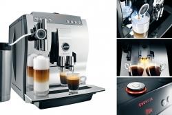 Tag des Kaffees: neue Vollautomaten von Jura