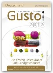 Kevin Fehling ist Koch des Jahres des im Gusto Deutschland 2012