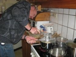 Frauen wünschen sich kochende Männer