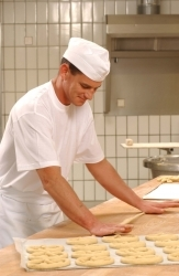 Internationale Bäckerjugend im Wettkampf um Trophäen