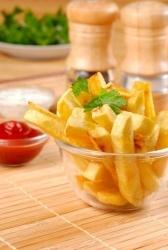 Pommes frites: beliebteste Tiefkühlkost