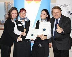 Hotelschule Rostock gewinnt Bundeswettbewerb