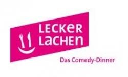 Lecker Lachen: das Comedy-Dinner