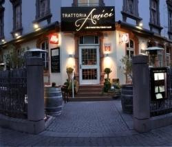 Trattoria Amici im Frankfurter Westend eröffnet