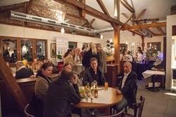Possmann eröffnet Frankfurter Äpfelwein Botschaft