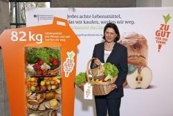 Ministerium informiert auf neuer Internetseite wie man Lebensmittelabfälle vermeidet
