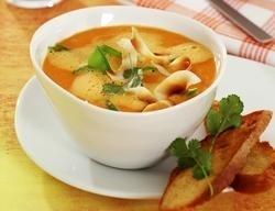 Veggie-Star sucht beste vegetarische Suppe