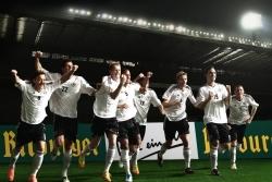 DFB und Bitburger bleiben Partner