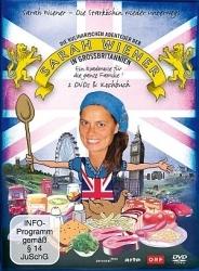 Sarah Wiener: DVD ihrer kulinarischen Abenteuer in Großbritannien