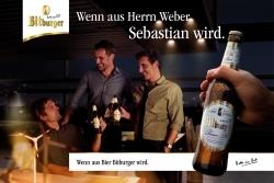 Bitburger lanciert neue Marken-Kampagne