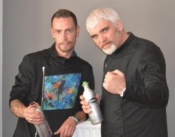 Cristiano Rienzner und David Kikillus kochen im Maremoto Berlin