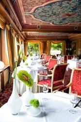 """Neueröffnung im Traditionshotel Krone im Rheingau: Gourmetrestaurant """"Veranda"""""""