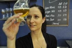 Diana Fry veranstaltet Bierseminare für Gastronomen und Privatpersonen