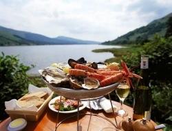 Herbst in Schottland ist kulinarische Hochsaison