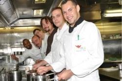 Kochwettbewerb Chefsache 2012: AIDA Köche räumen ab