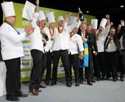 Schweden gewinnt Koch-Olympiade