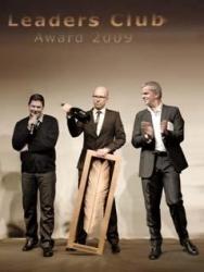 Bullerei und Seven mit Leaders Club Award ausgezeichnet