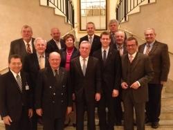 Dehoga Bundesverband: Ernst Fischer als Präsident bestätigt