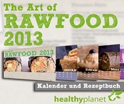 The Art of Rawfood 2013