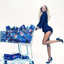 Beyoncé wirbt für Pepsi