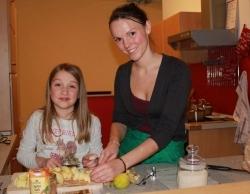 We love cooking: Kochkurs für Kinder