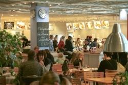 IKEA: der Umsatz in den Restaurants wächst