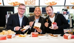 Currywurst bei McDonald's