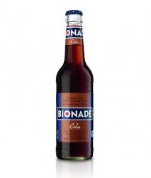 Bionade Cola: neu im Sortiment