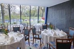 Holiday Inn Berlin-Mitte: großes Buffet an Karfreitag
