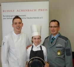 NRW Landespokal des Rudolf Achenbach Preises geht an Christine Baumann