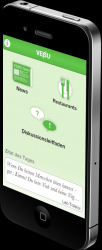 VEBU-App findet fleischfreie Restaurants