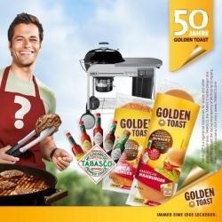 Golden Toast: scharfe Burger gesucht