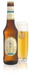 Alkoholfreies Bier von Meckatzer Löwenbräu