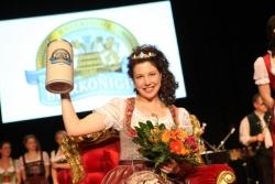 Die neue Bayerische Bierkönigin heißt Maria Krieger