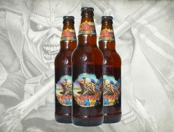 Metal & Wine: Trooper-Bier von Iron Maiden