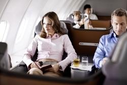 First und Business Class: Lufthansa wertet Bordservices auf