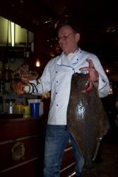Auf frischen Fisch setzen oder Nachteile durch den ungeschulten Gast ernten?